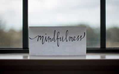 Vivre avec intention – comment et pourquoi?